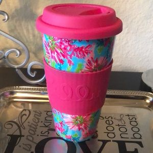 Lilly Pulitzer Ceramic Cup